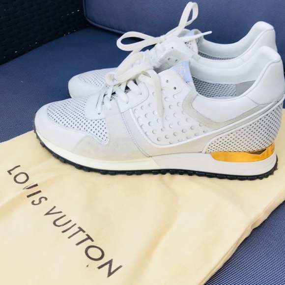 5d8b8b321ba7 Louis Vuitton Shoes - -40%Authentic Louis Vuitton runaway sneakers